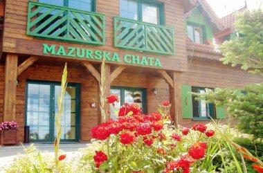 Sylwester na Mazurach - Mazurska Chata w Mikołajkach oferuje: