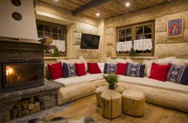 Mountain Shelter - domki w stylu regionalnym