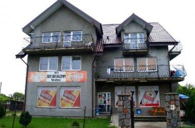 Dom wczasowy Bursztynowa