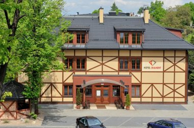 Hotel Diament Bella Notte Katowice - Chorzów ***