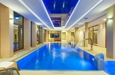 Cottonina Villa & Mineral Spa Resort ***