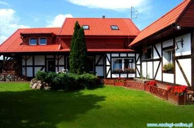 Pensjonat i restauracja POD ŻAGLAMI