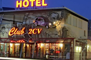 Hotel 2CV ***
