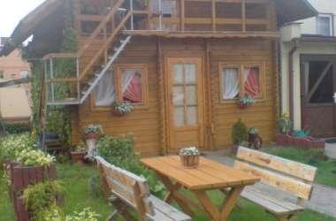 Pokoje gościnne i domki