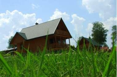Dzika Cisza - domki całoroczne w Bieszczadach nad Soliną