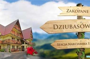 DZIUBASÓWKA - dom wczasowy