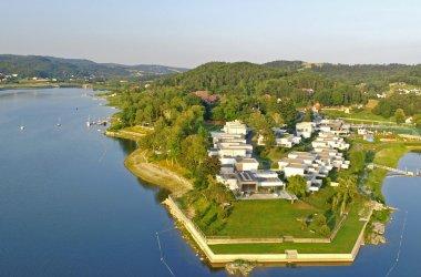 Święta Wielkanocne w Domku Słonecznym*19 w resort ACTIVE & SPA, nad samym Jeziorem Rożnowskim.