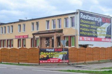 PPHU  ELKO  Hotel  Alina Koszewska
