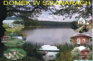 Mazury Domek w Szuwarach Kuty 17