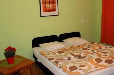 SleepCity Apartments Widok