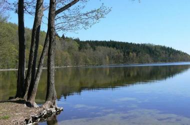 Nocleg nad Jeziorem Hańcza - B.Danowska