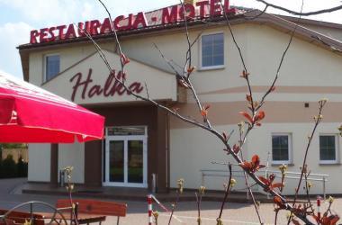 Restauracja Motel Halka