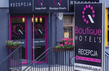 Boutique Hotel's Sosnowiec
