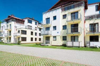Apartamenty ncnk Marina w Kątach Rybackich
