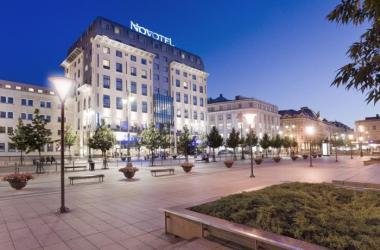 Novotel Vilnius Centre