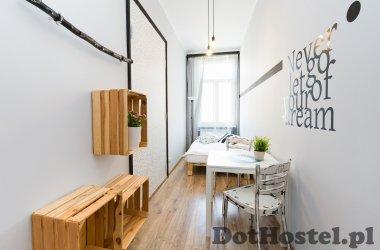 DOT Hostel- pokoje i noclegi w centrum Bielska