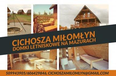 Cichosza Domki Letniskowe