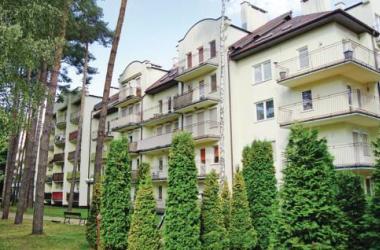 Apartment Miedzyzdroje with Fireplace 12