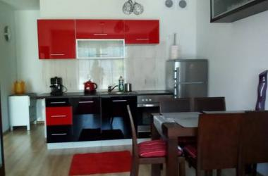 Karmazynowy Apartament Nad Morzem