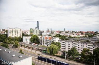 Apartament Spiżowa z widokiem na Wrocław