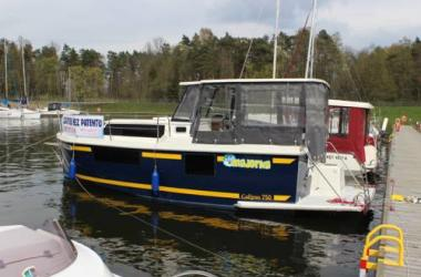 Hausboat Majorka Bogaczewo