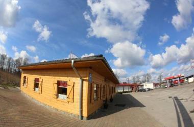 Motel w Łące