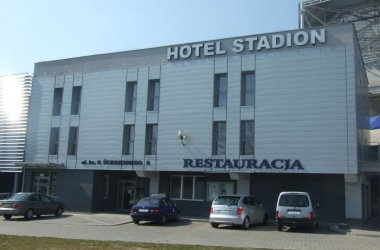 Hotel Stadion **