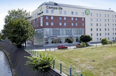 Hotel Campanile Wrocław **