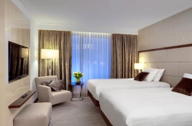 DoubleTree by Hilton Hotel & Conference Centre Warsaw ****