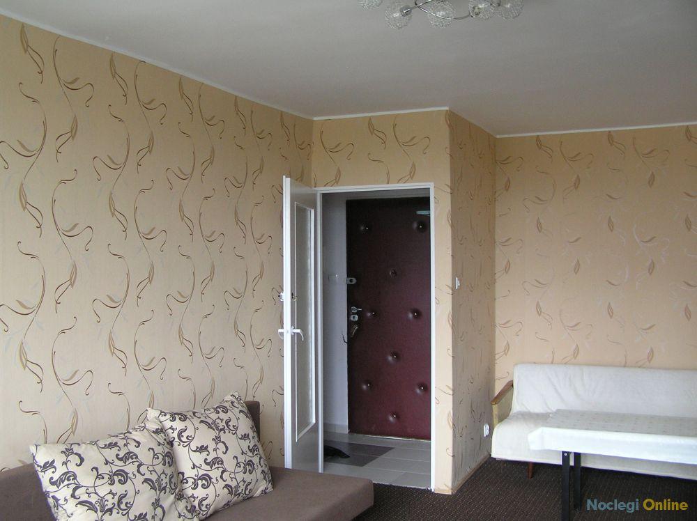 Gdańsk blisko Sopotu duże mieszkanie, 1 pokojowe z balkonem i widokiem na morze