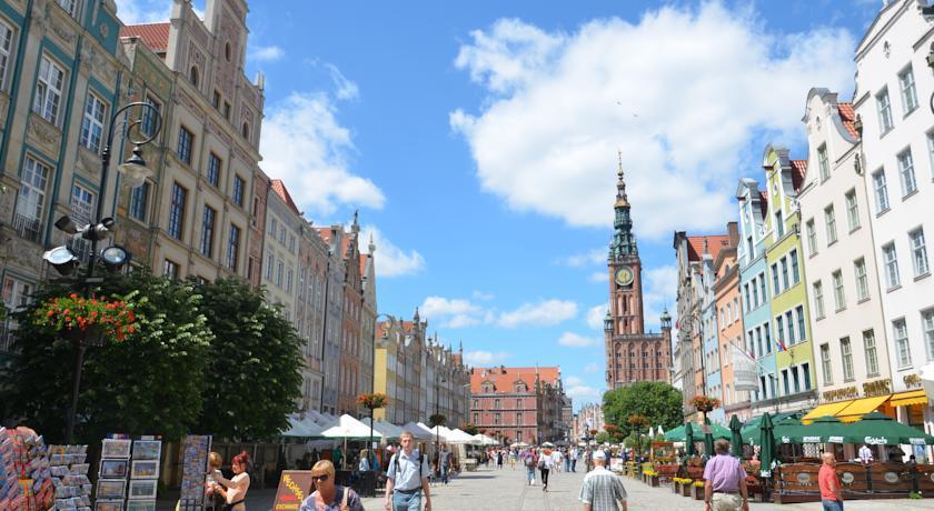 Gdansk Main Town - Andrew V