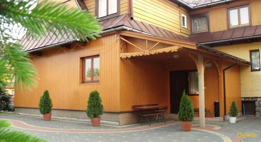 Górolik-Dom Drewniany
