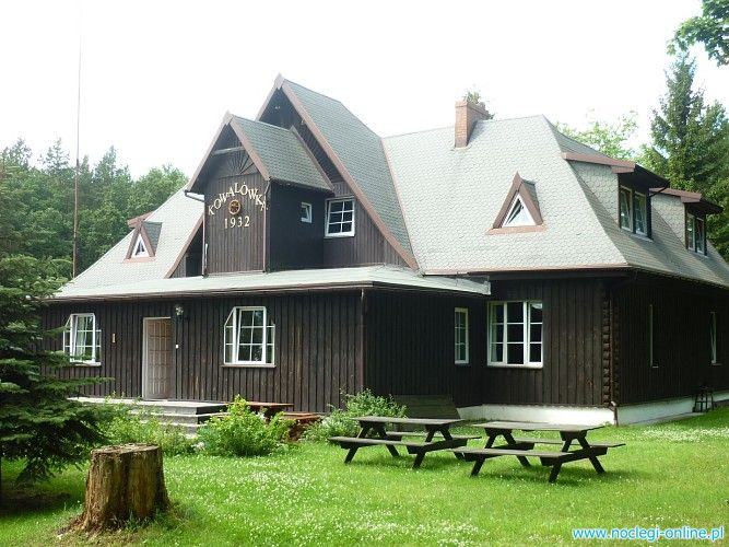 Gościniec Kowalówka - pensjonat, domek całoroczny