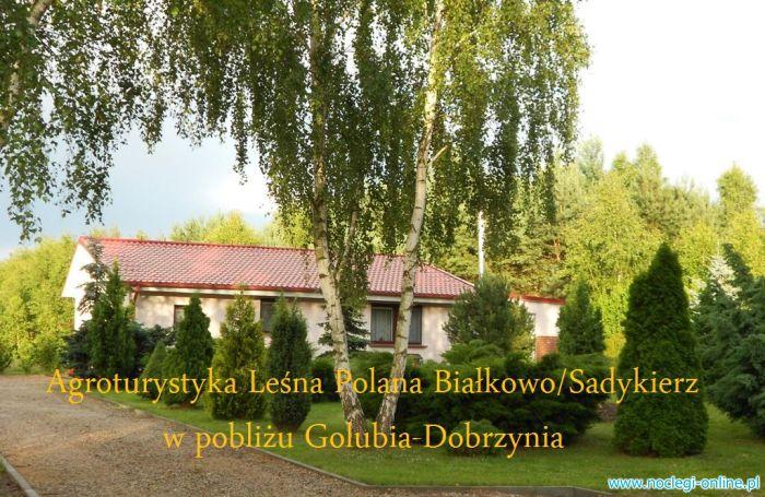 Gospodarstwo agroturystyczne Leśna Polana