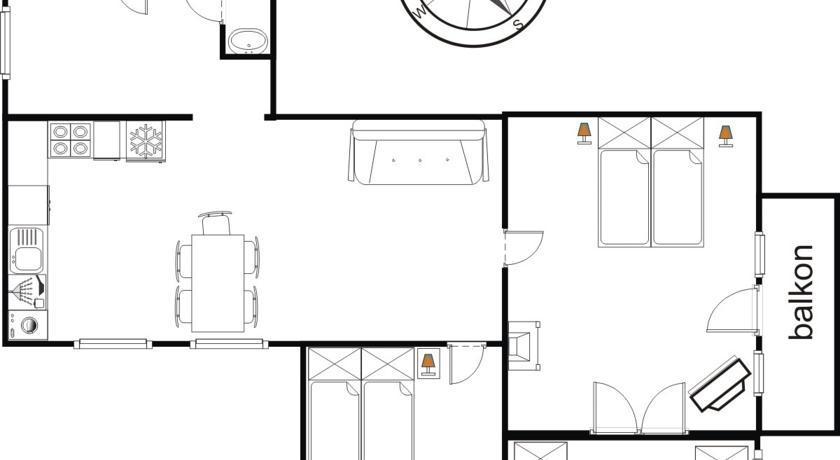 Grand Tourist Apartment - Irish Craic