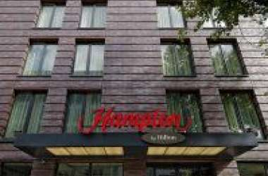 Hampton by Hilton Hotel *** Berlin City West