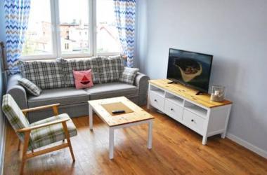 HelApartamenty - Apartament Bałtyk