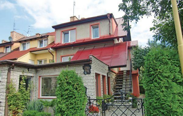 Holiday home Szczecin Ul. Urocza