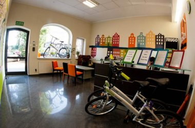 Hostel Cycle On