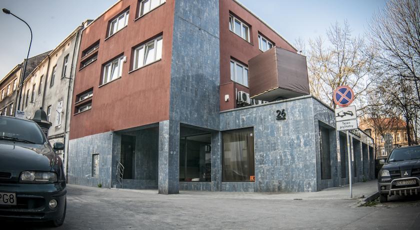 Hostel Lwowska26