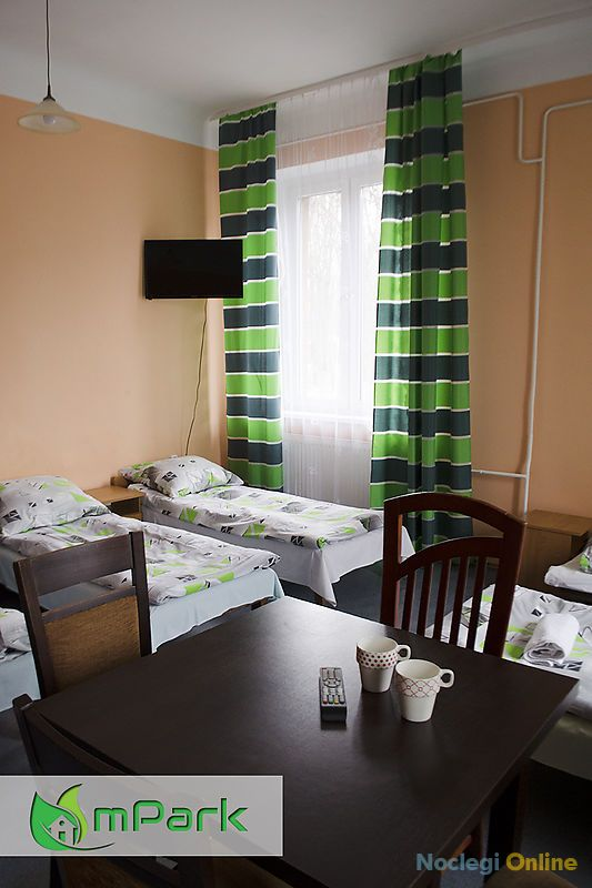 Hostel mPark Będzin