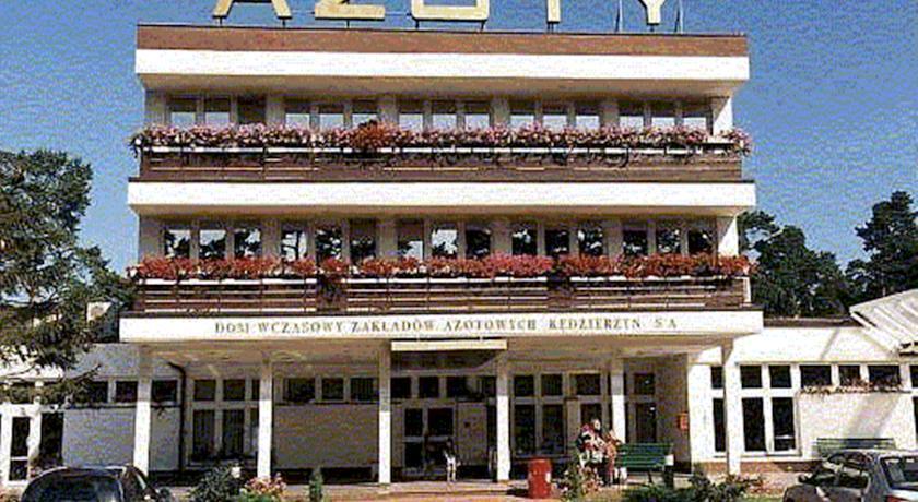 Hotel Azoty