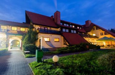 Hotel Bukowy Dworek Geovita