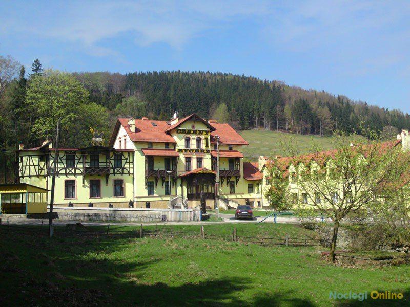 Hotel CZARNY RYCERZ