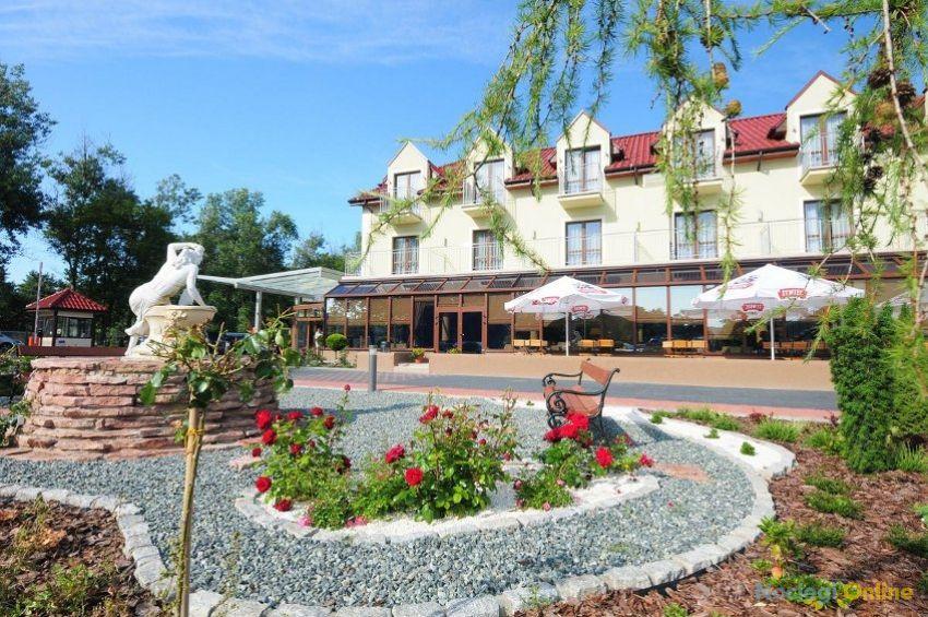 Hotel DELFIN Spa & Wellness ****