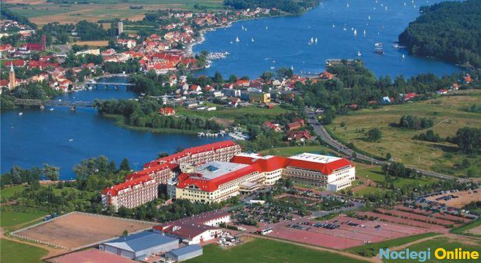 Hotel Gołębiewski Mikołajki ****