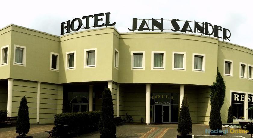 Hotel Jan Sander ***