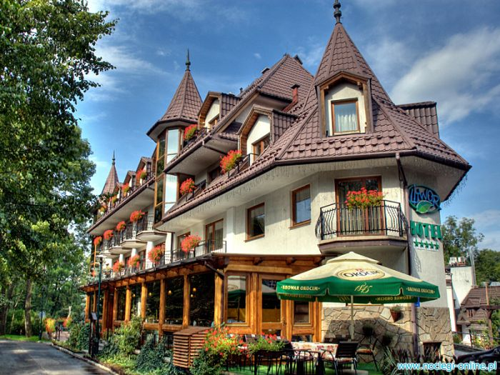 Hotel Litwor *****