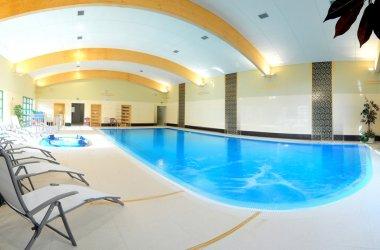 Hotel Miłomłyn Zdrój Medical Spa na Mazurach