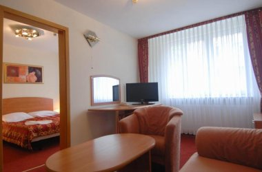 Hotel Na Skarpie **